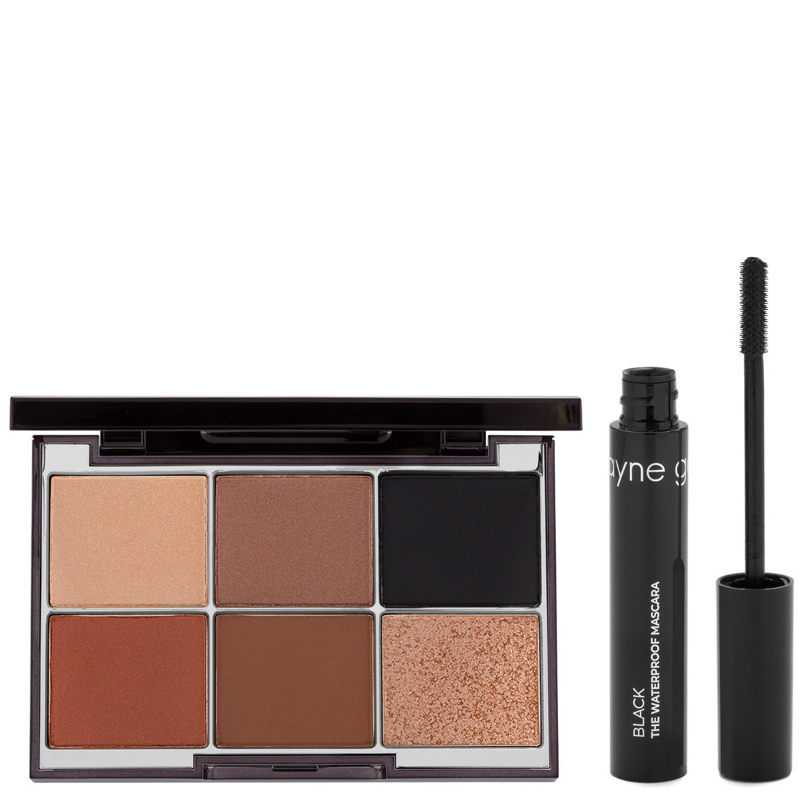 Wayne Goss Imperial Topaz Luxury Eye Palette + Waterproof Mascara alternative view 1 - product swatch.