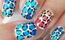 Nail Art - Ombre Leopard - Decoracion de Uñas