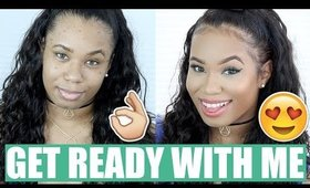 GET READY WITH ME: CHIT CHAT! |FROM OKAY TO SLAY BAE ► BeautyByGenecia