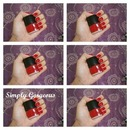 NOTD: The Color Workshop Red Nail Polish