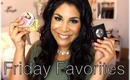 Friday Favorites! ♥ The Balm, Suave, Starlooks, & More!