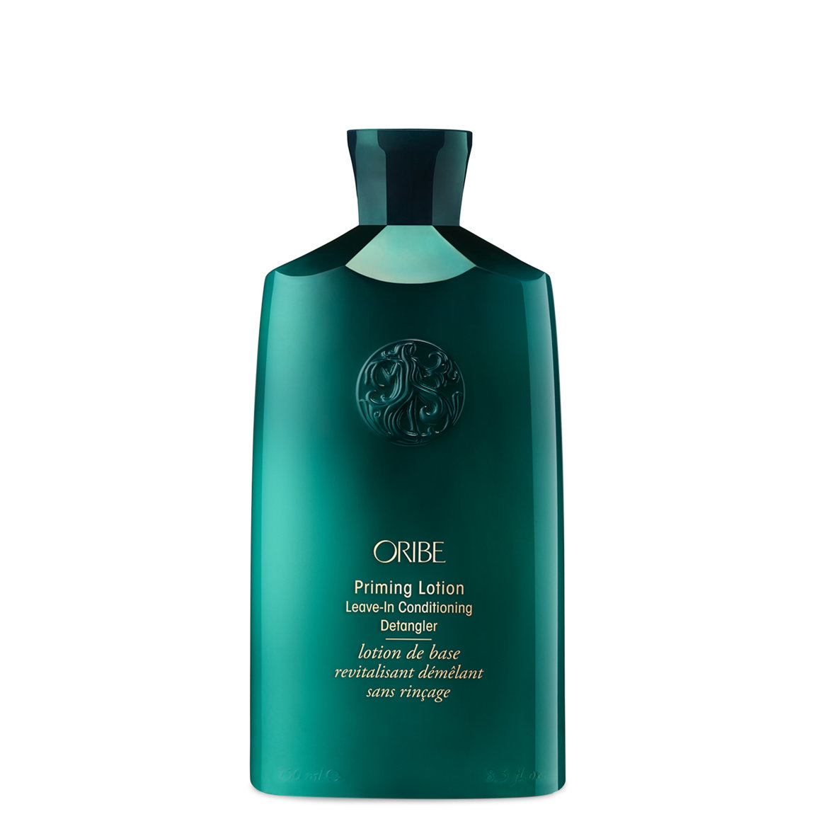 Oribe Priming Lotion Leave-In Conditioning Detangler product swatch.