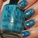 A Mermaid Look with OPI