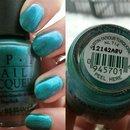 OPI - Austin-Tatious Turquoise