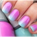 Ombre Nails <3