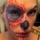 Me - sugar skull