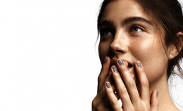 Bad Ass Nails for the People: Nail Artist Fleury Rose Lands a Deal With Illamasqua!