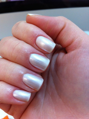 #8 - metallic nails