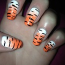 TIGER spirit #gradnails