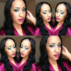 Mac,makeupforever,sephora and nyx