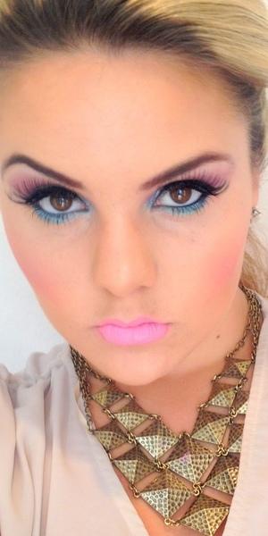 Makeup by Manuela Bernal