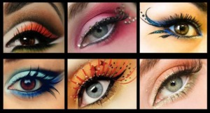 eyes for party