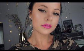BOLD, QUICK Makeup Tutorial   Danielle Scott