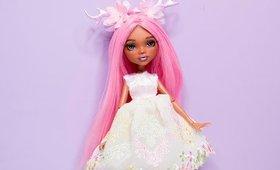 Deer Girl Monster High Doll Repaint