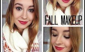 Full Glam Fall /Autumn Makeup Tutorial | Fall Series | Part 2