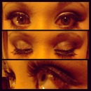 my clubbing makeup:)