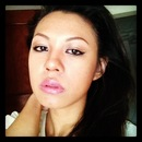 My everyday make up look