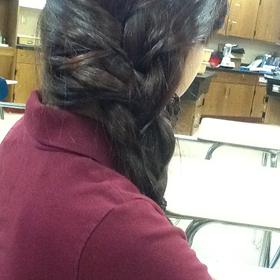 I Love Doing Hair <3
