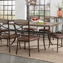 Create A Rustic Look For Your Dining Room With Hillsdale Dining Furniture!