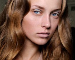 Theyskens Theory Hair, New York Fashion Week S/S 2012