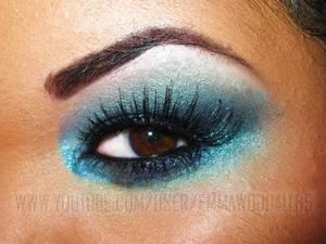 Adam Lambert Inspired Makeup