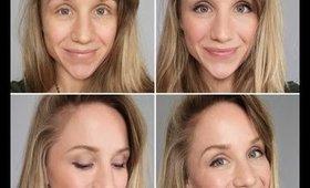 My Quick No Makeup Makeup Tutorial   Primp Powder Pout