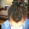 Braided updo should i do tutorial?'