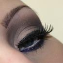 Purple underliner