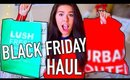 Huge black friday haul 2015! Winter Try on haul!