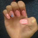 New Nails, Went simple ;)