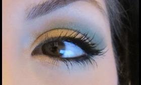 How I apply my False Eyelashes!!