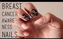 HOW TO: Breast Cancer Awareness Nails
