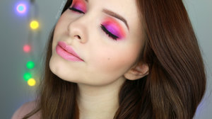 Done with the Urban Decay Electric Palette x  Tutorial here: http://youtu.be/27aJYlP8BYs