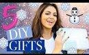 5 Holiday DIY Christmas Gifts | Bethany Mota