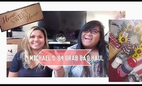 Michael's $4 Grab Bag Haul July 17, 2019