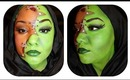 Halloween Tutorial: Pulled Skin Witch