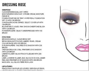Dressing Rose
