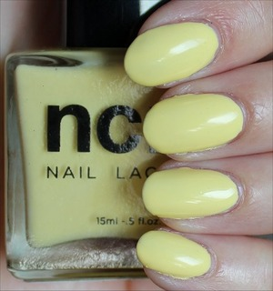 See more swatches & my review here: http://www.swatchandlearn.com/ncla-tennis-anyone-swatches-review/