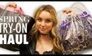 Spring Try-On Haul | Alexa Losey
