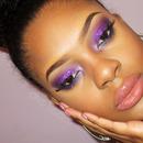 Purple Glitta!