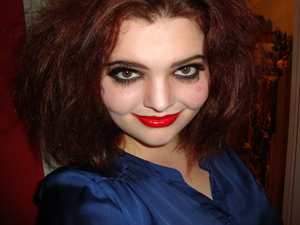 Magenta Makeup