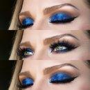 Dramatic Festive Makeup