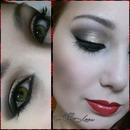 Makeup Selena Gomez- Come and Get It