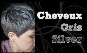 [Coloration] Cheveux Gris / Silver avec Sparks