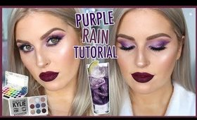 Chit Chat TUTORIAL 💜🍆 PURPLE RAIN 💕🍹 Cocktail Series