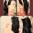 Braided Bohemian Curls