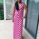 Maxi dress! Trial 1.0