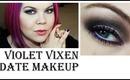 Sexy Date Makeup~Violet Vixen
