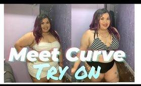Meet Curve Plus Size Swimwear Try On