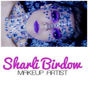 Makeup and concept by me Model Sarah James Photographer Renell Bell
